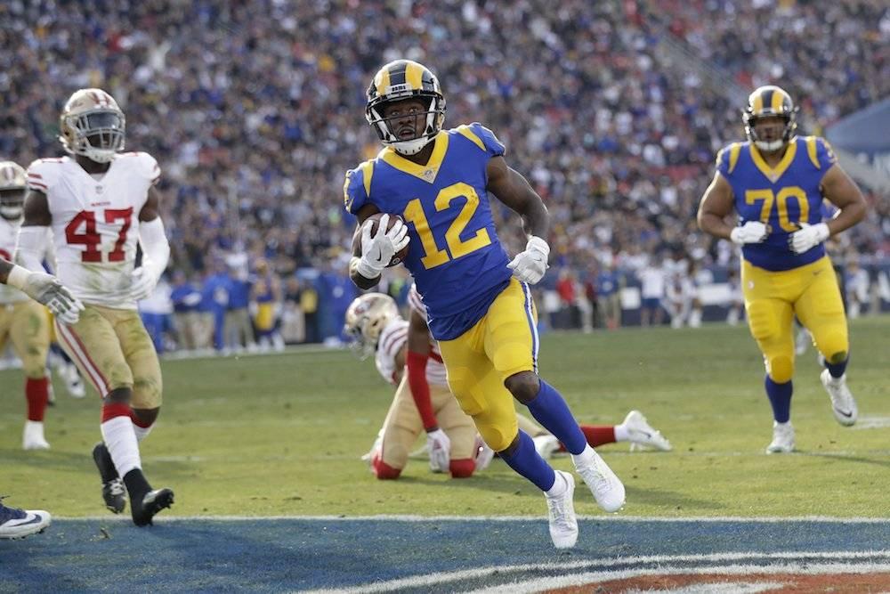 49ers 32-48 Rams / AP