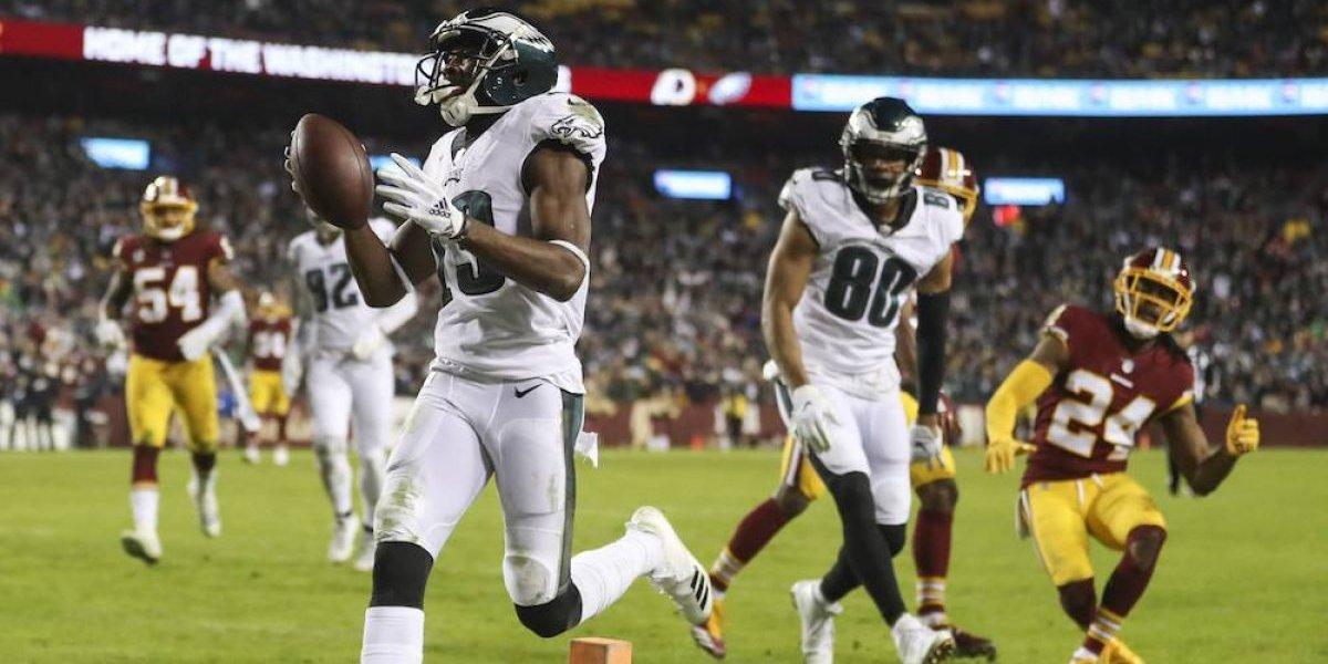 Eagles se cuelan a ronda de comodines y tratarán de defender su campeonato