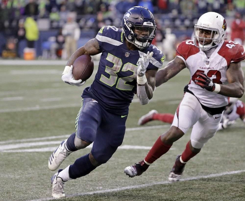 Cardinals 24-27 Seahawks / AP