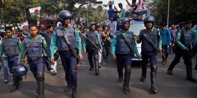 Jornada electoral violenta en Bangladesh