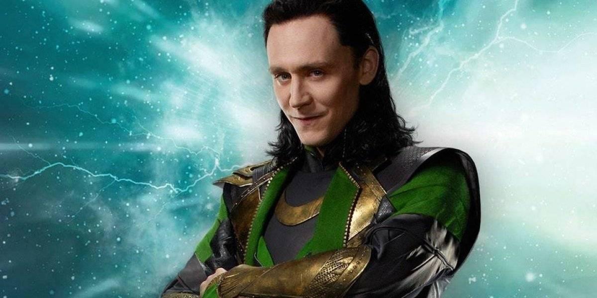 Avengers EndGame: Revelan primera imagen de serie de Loki