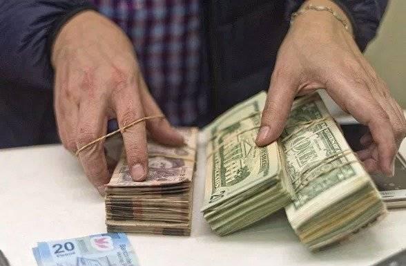 """Dólar se fortalece y se vende en 20.06 pesos"""""""