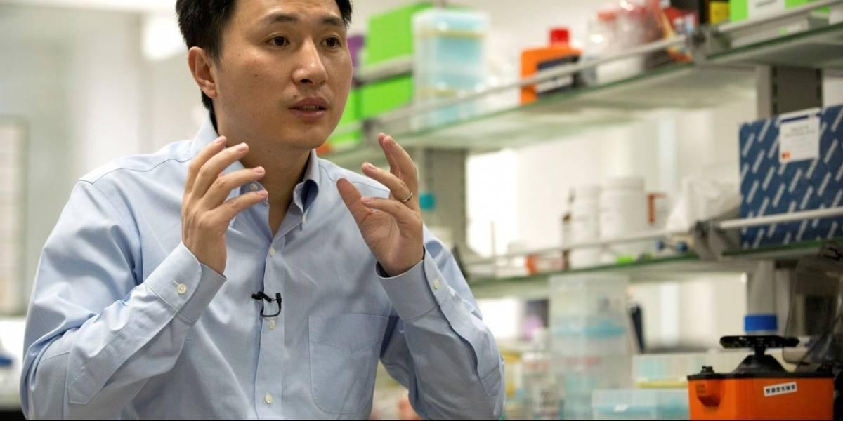 Arrestan en China a He Jiankui, Doctor que creó bebés modificados genéticamente