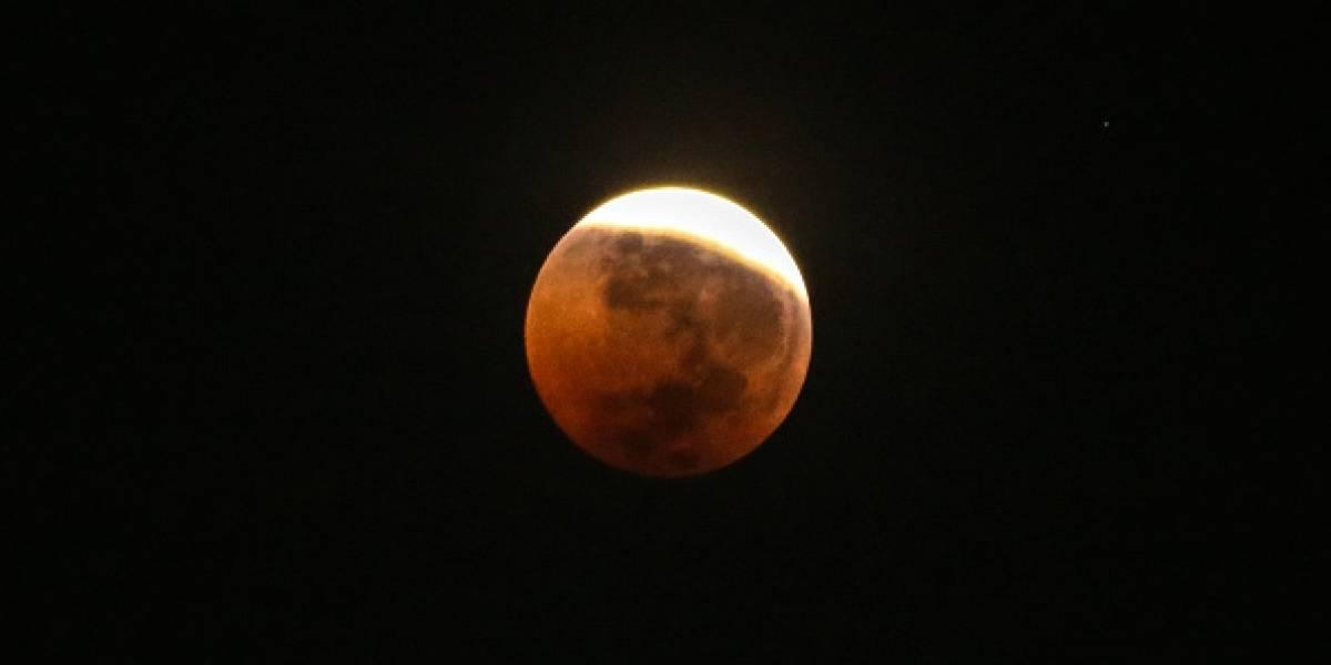 Eclipse: El año iniciará con una 'Superluna de sangre de lobo'