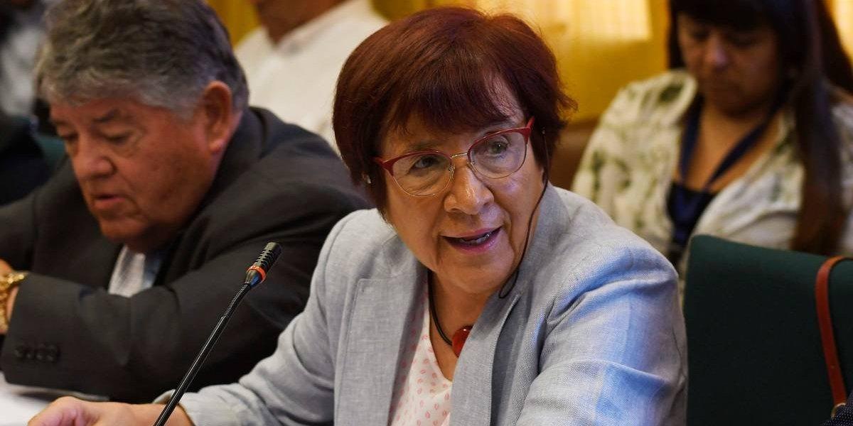 """Carmen Hertz califica de """"patética y ridícula"""" idea de la UDI que busca que colegios enseñen  los """"crímenes"""" del """"Che"""" Guevara"""