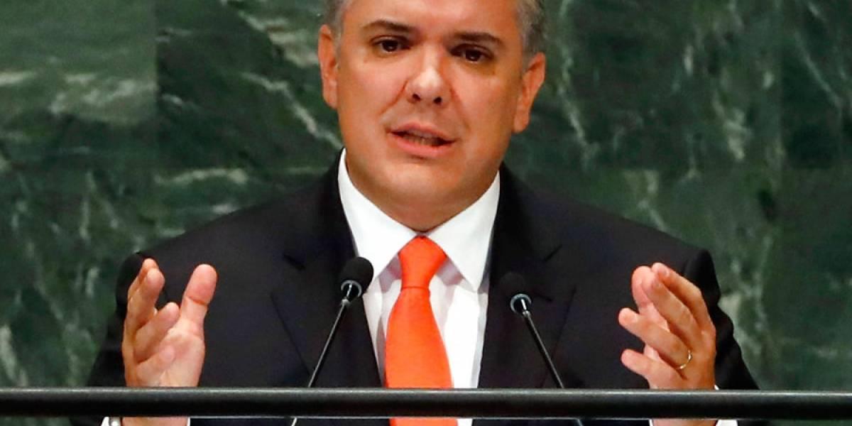 Investigan supuesto plan para matar al presidente colombiano Iván Duque