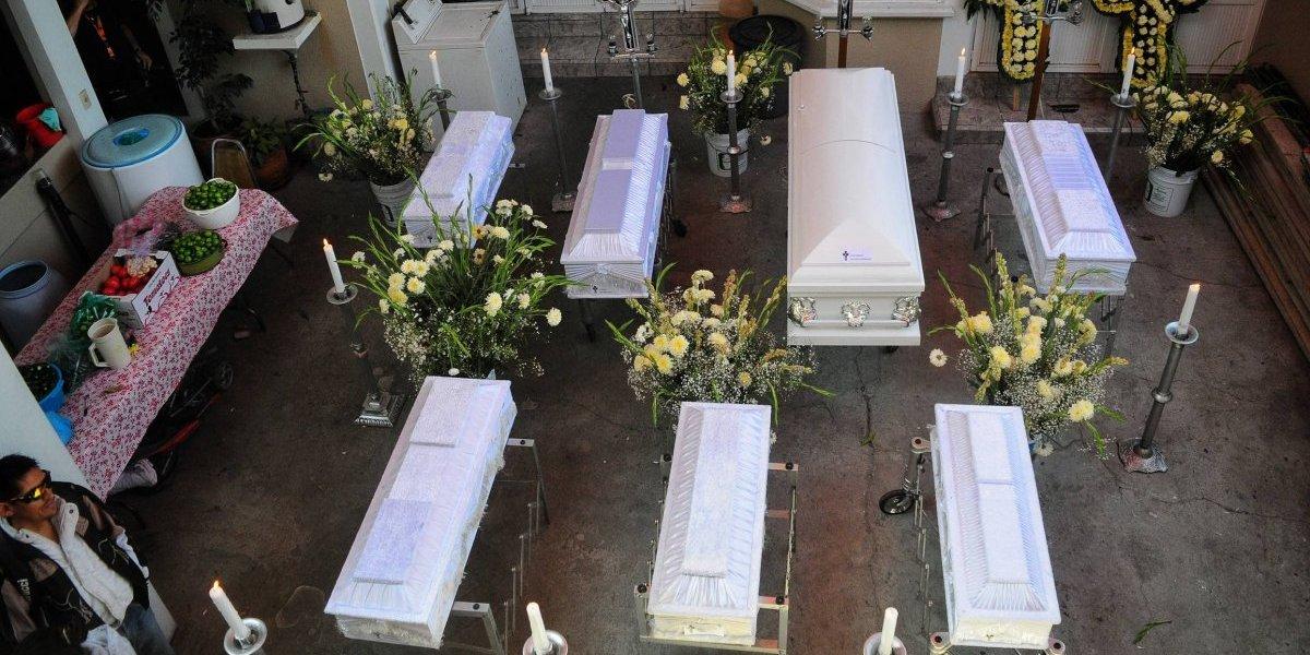 Solicitan no difundir imágenes de los niños fallecidos en Iztapalapa