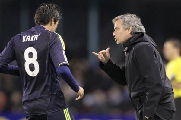 Kaka revela su relación con Jose Mourinho en el Real Madrid