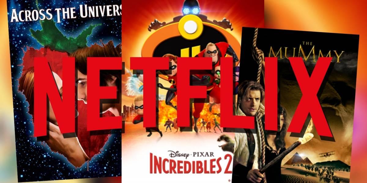 Estos son los estrenos de Netflix programados para enero de 2019
