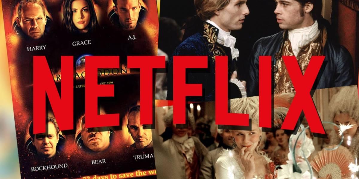 Estas son las películas y series de Netflix que ya no estarán disponibles a partir de enero de 2019