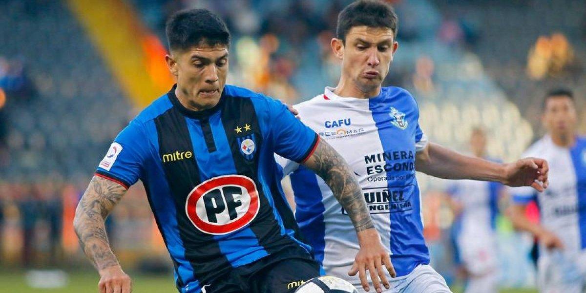 La UC potencia su plantel con valores chilenos y reserva el cupo de extranjero para un nuevo goleador