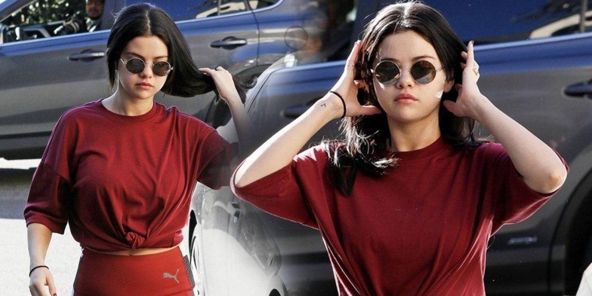 Selena Gómez reaparece después de su rehabilitación