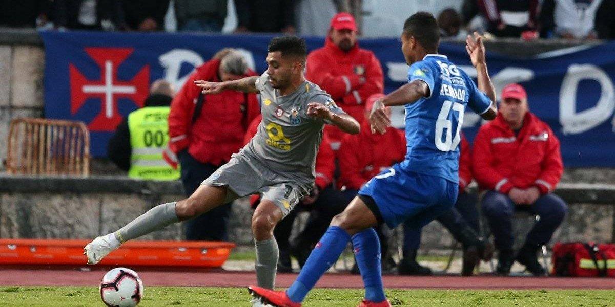 Con mexicanos en la cancha, Porto cierra el 2018 con victoria en la Copa de Portugal