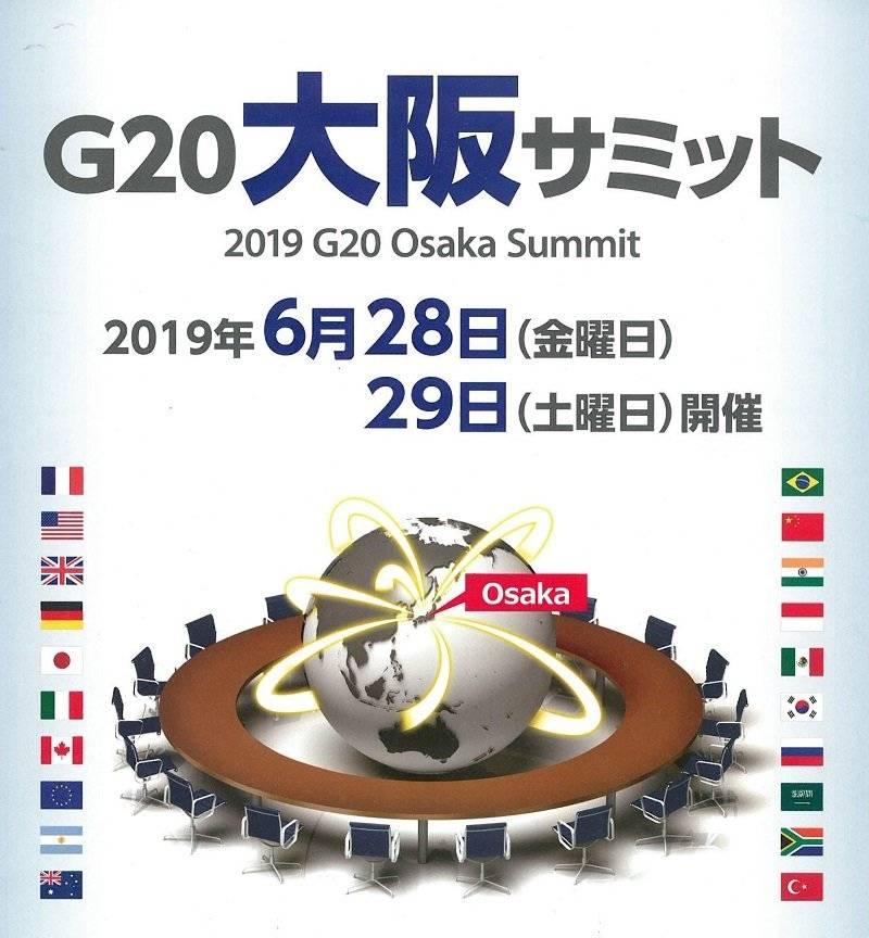 G20 en Osaka