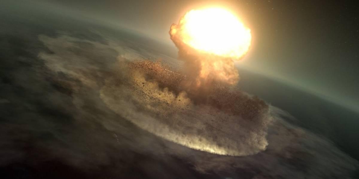 O dia em que a Terra ficou líquida: como foi o impacto colossal que dizimou os dinossauros