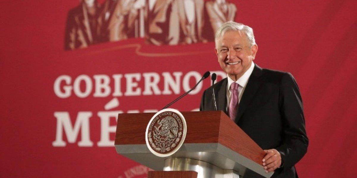 Todos los mexicanos tenemos derecho a ser felices; es mi deseo para 2019: AMLO