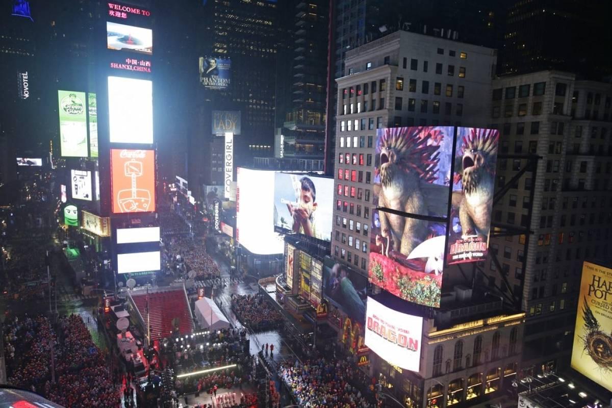Nueva York Foto: AP