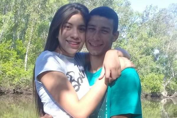 Bianca Garraza e Israel Godoy