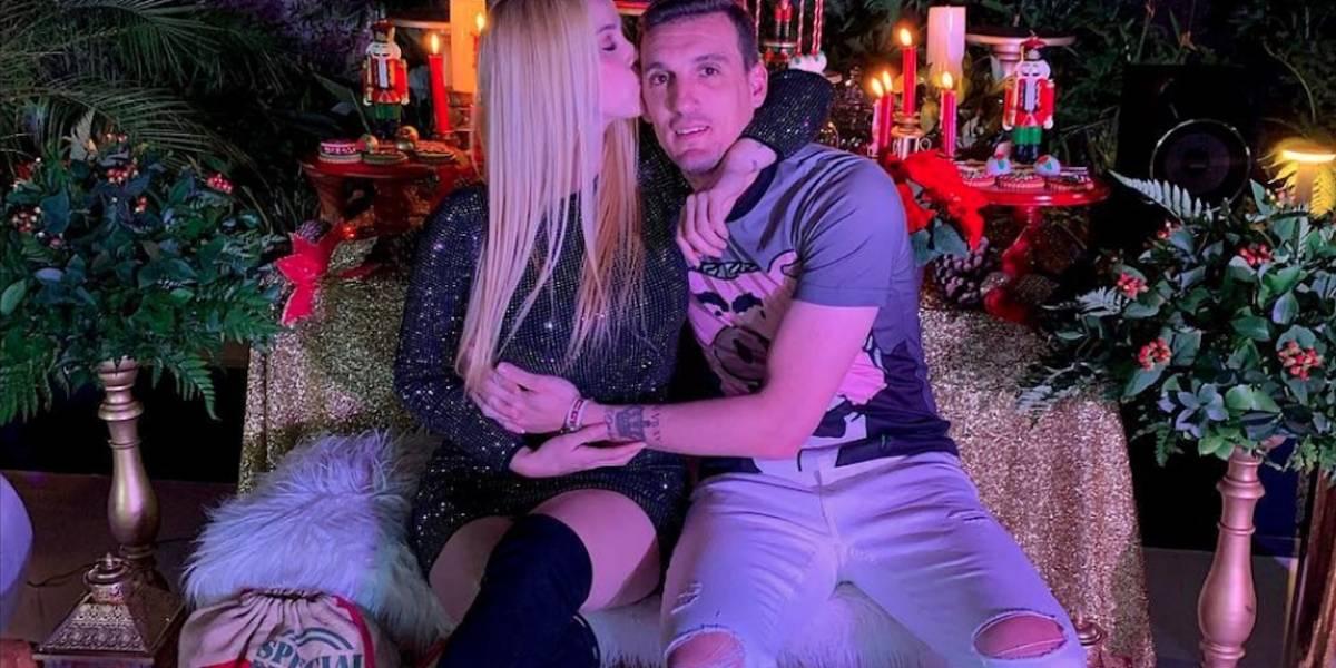 ¡Qué envidia Franco! Así disfruta Armani de sus vacaciones junto a su hermosa esposa