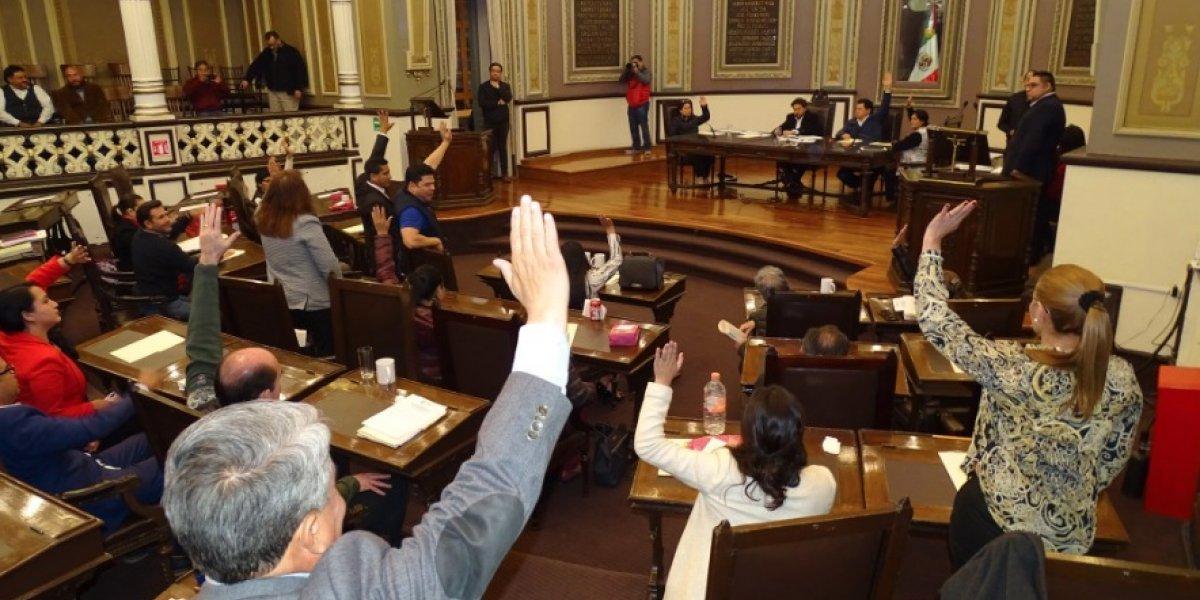 Presupuesto de 91 mmdp fue aprobado por el Congreso de Puebla