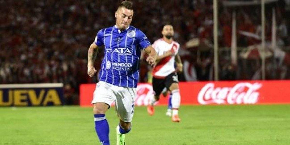 """El portazo que recibió Colo Colo por figura de Godoy Cruz: """"No hay chance"""""""