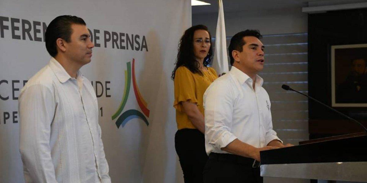 Gobernador de Campeche aumentará salario a empleados con menor ingreso