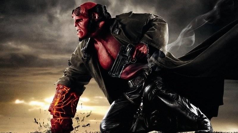 Día de Hellboy