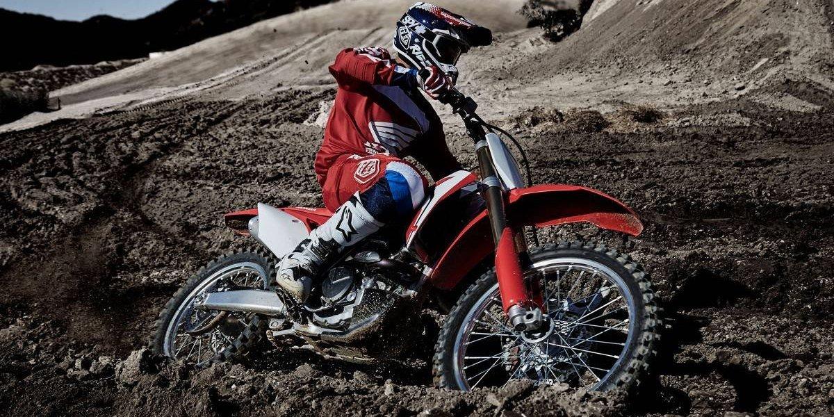 Honda renueva su familia CRF de motos