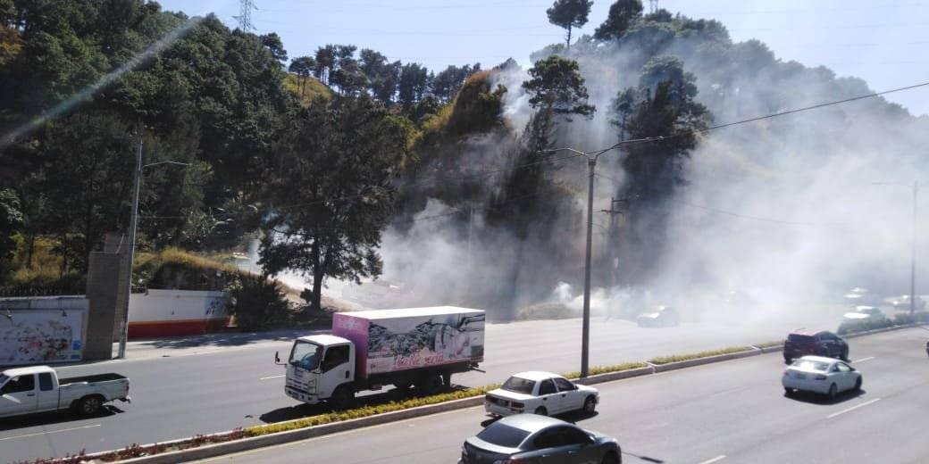 Foto: PMT de Villa Nueva