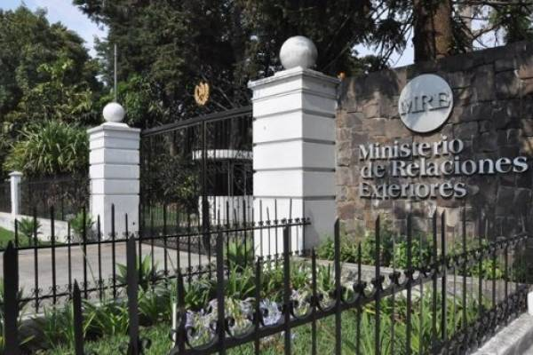 Ministerio de Relaciones Exteriores Minex