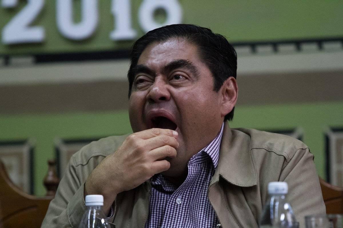 Será candidato en Puebla Foto: Cuartoscuro