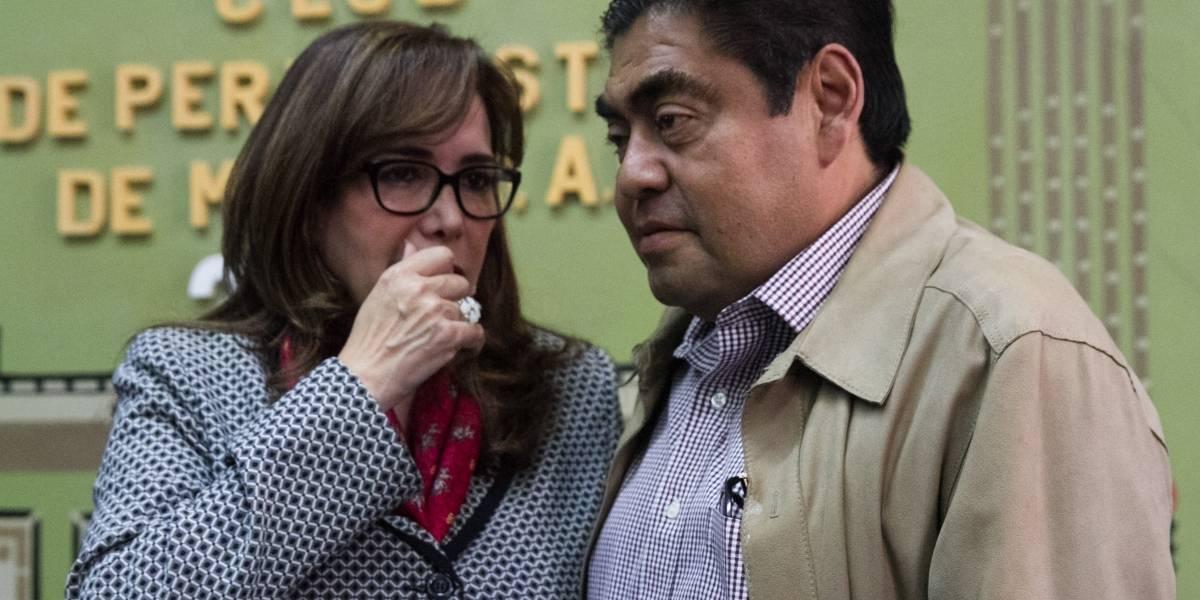 Barbosa será, de nuevo, candidato de Morena en Puebla