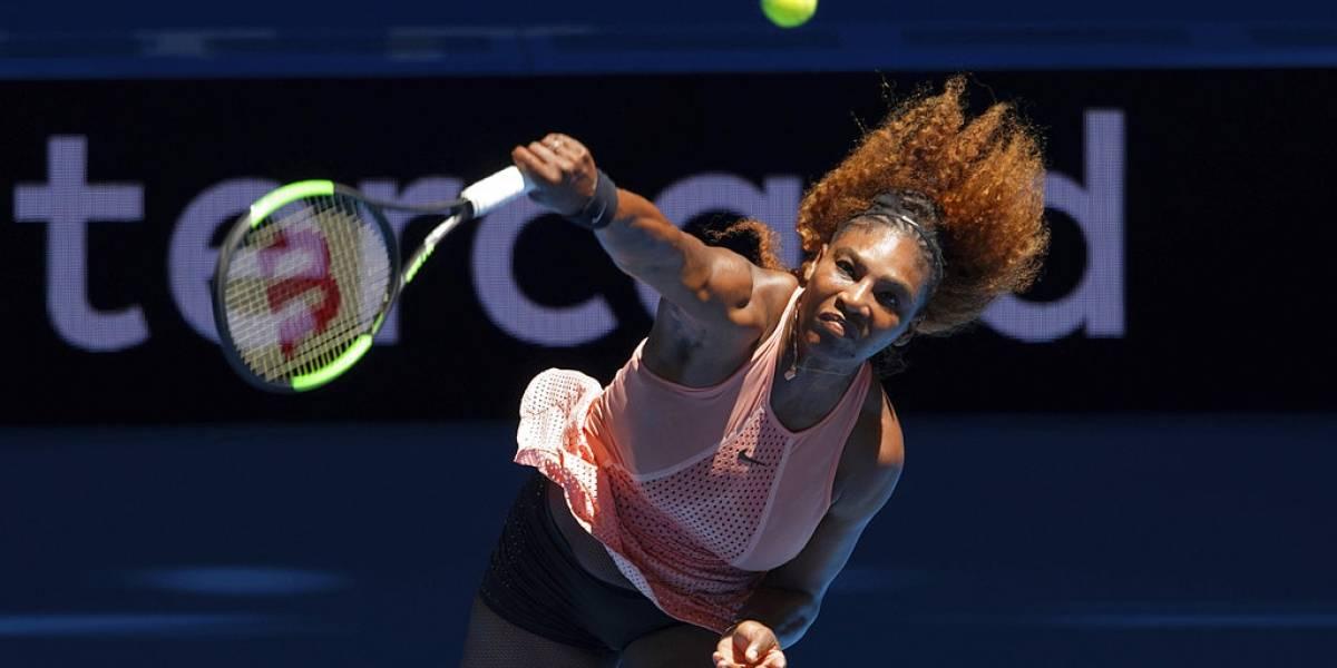 Serena Williams cierra el año con una victoria tras su debacle en el US Open