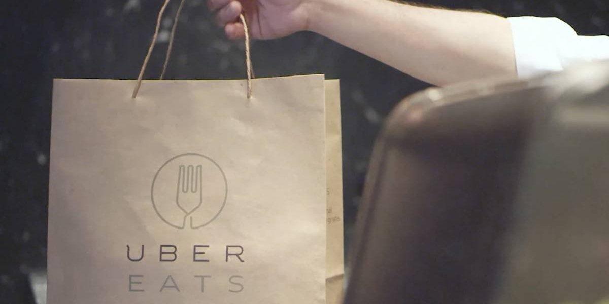 Uber festeja un año de éxitos con su servicio Eats
