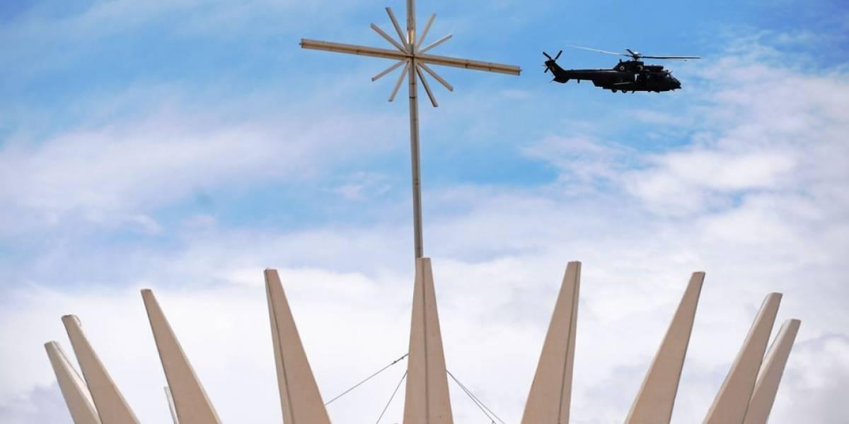 Posse de Bolsonaro: o rigoroso esquema de segurança em Brasília
