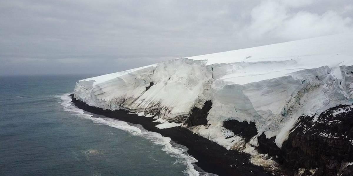 Os segredos do clima guardados pela ilha mais isolada do mundo