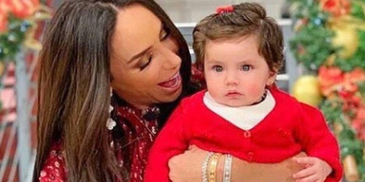 María, la sexta hija de Inés Gómez Mont es la bebé más popular de 2018