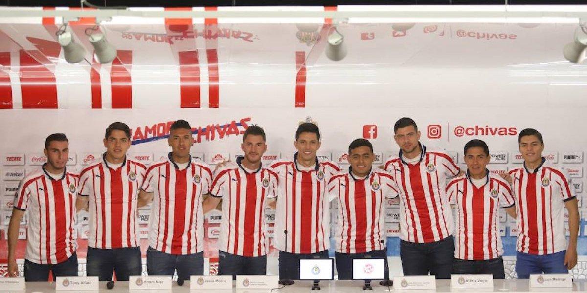Para el Clausura 2019, las Chivas por TV Azteca