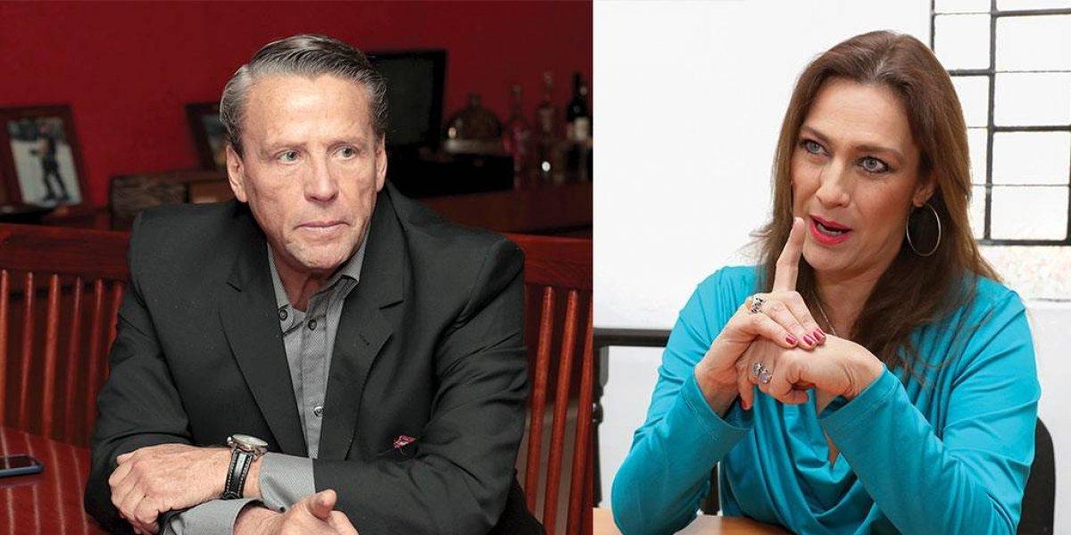 Alfredo Adame hace fuertes e íntimas confesiones sobre la actriz Diana Golden