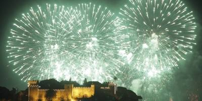 Año nuevo en Portugal