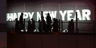 Año nuevo en Las Vegas