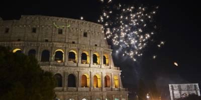 Año nuevo en Roma