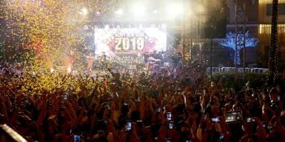 Año nuevo en Filipinas
