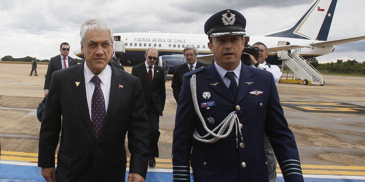 """Piñera: """"Vamos a fortalecer las relaciones con Brasil en todos los ámbitos"""""""
