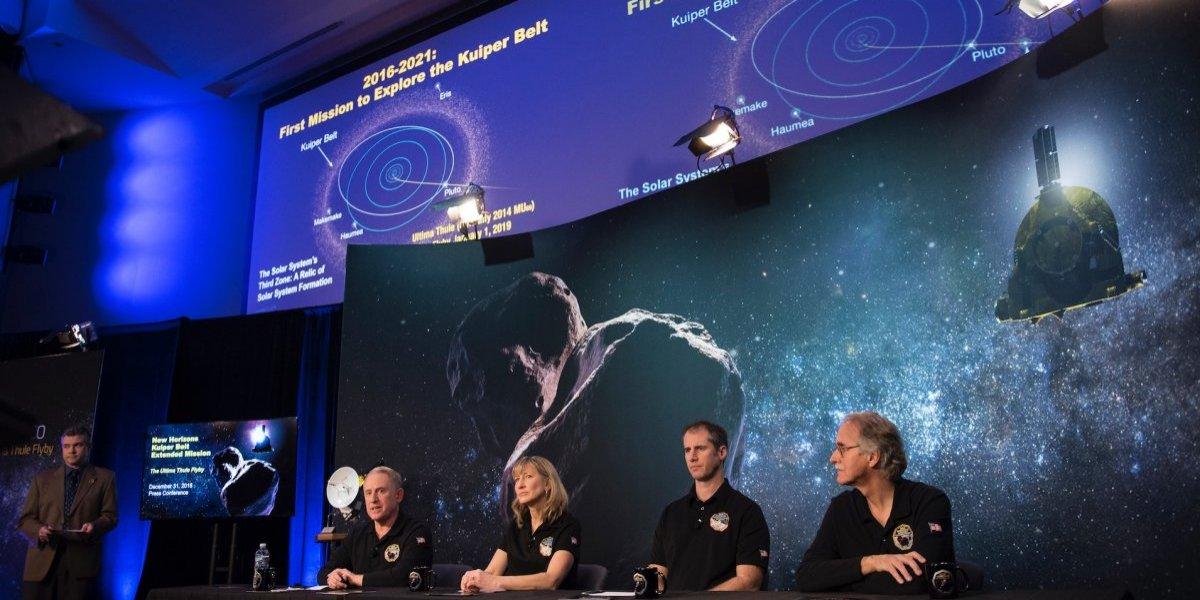 NASA hace importante anuncio para el primer día del año