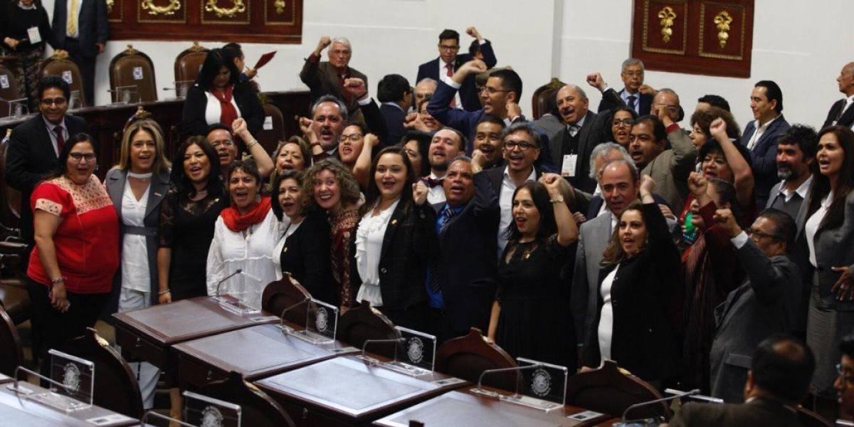 Incumple Congreso de la CDMX con leyes secundarias