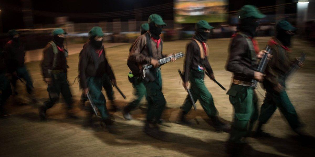 """""""Vamos a luchar"""", EZLN advierte resistencia contra proyectos de AMLO"""