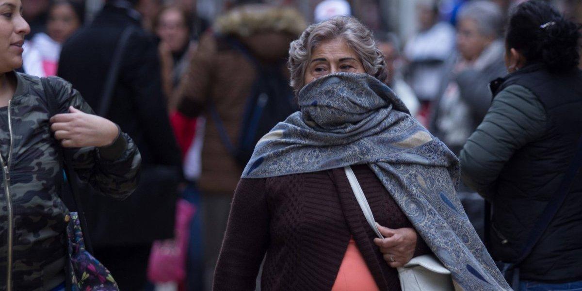 Sexta tormenta invernal y frente frío 22 causarán estragos en el país