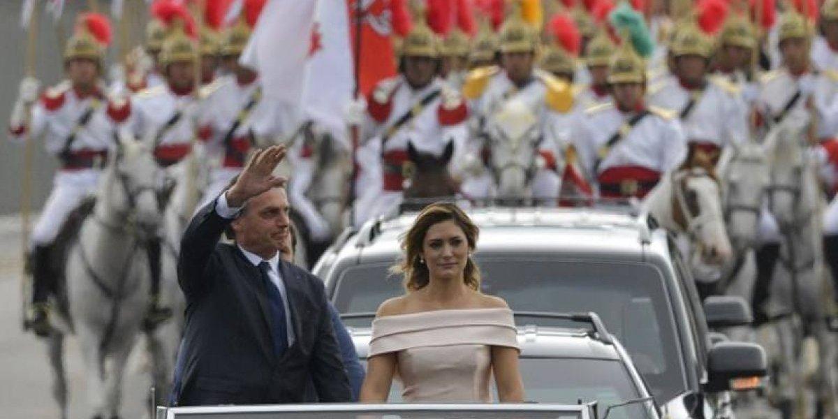 Jair Bolsonaro asume como presidente de Brasil