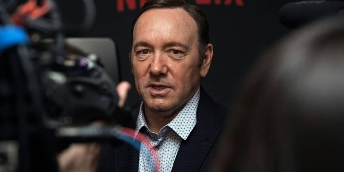 Retiran cargos de agresión sexual contra Kevin Spacey